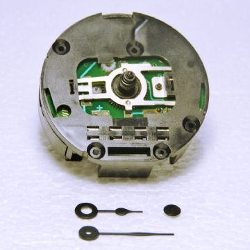 10mm microshaft UTS alarm clock movement with hands